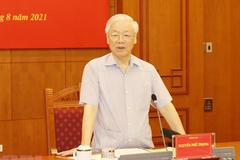 Ban Chỉ đạo được kiến nghị Bộ Chính trị xử lý cán bộ, đảng viên tham nhũng, tiêu cực