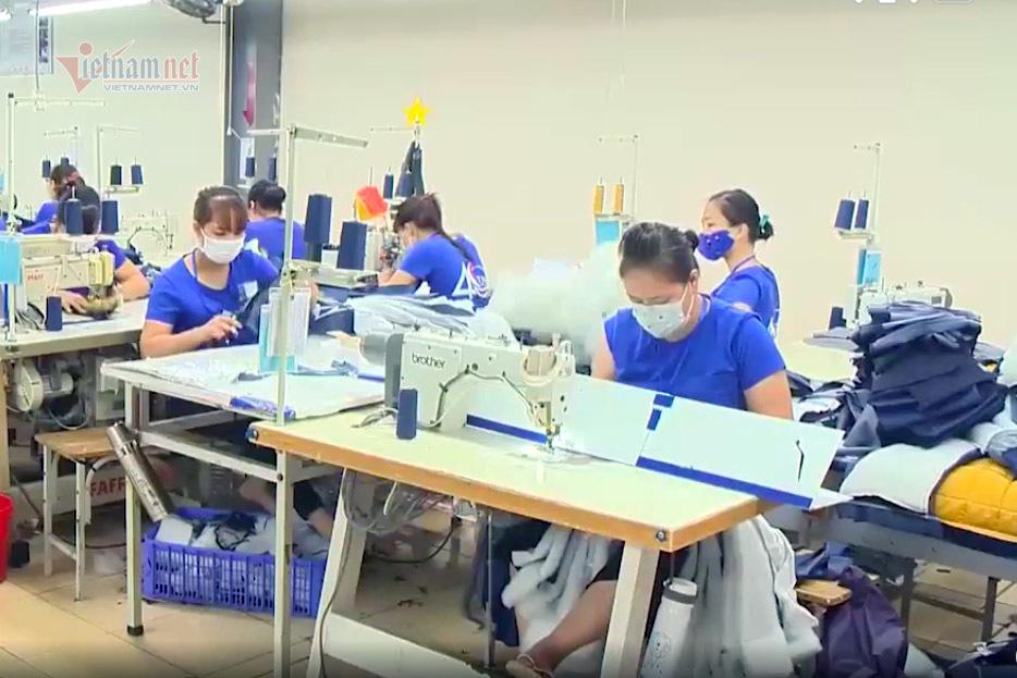 Hiệp hội Dệt may kiến nghị miễn thuế nhập khẩu vải trong nước