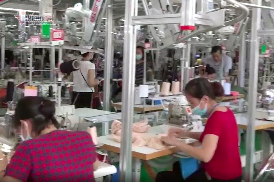 Dệt may VIệt Nam: Đơn hàng dồi dào, triển vọng lạc quan