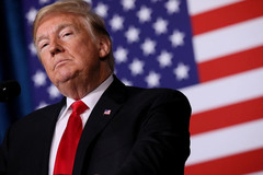 Hé lộ vai trò lãnh đạo của ông Trump ở đảng Cộng hòa
