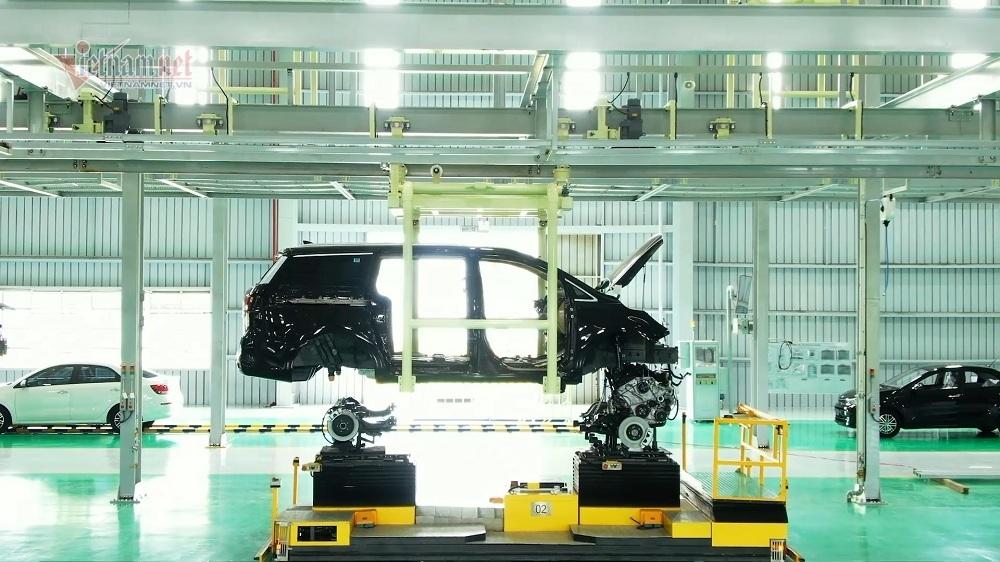 Kéo dài thời gian ưu đãi thuế linh kiện, ô tô trong nước thêm cơ hội