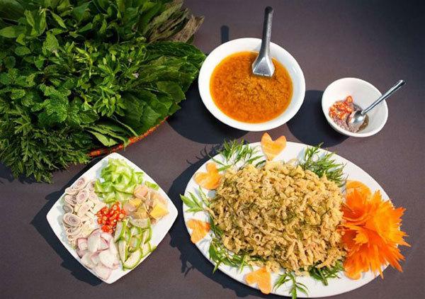 thanh hoa travel,Vietnamese food
