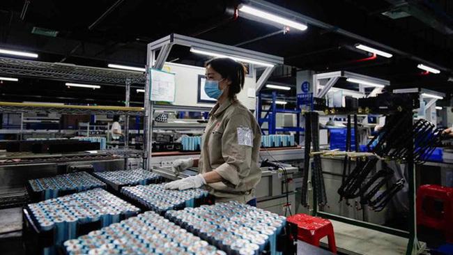 Trung Quốc chiếm hơn 30% thị phần toàn cầu một số mặt hàng công nghệ