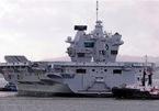 Tàu ngầm Trung Quốc bí mật bám đuôi tàu sân bay Anh