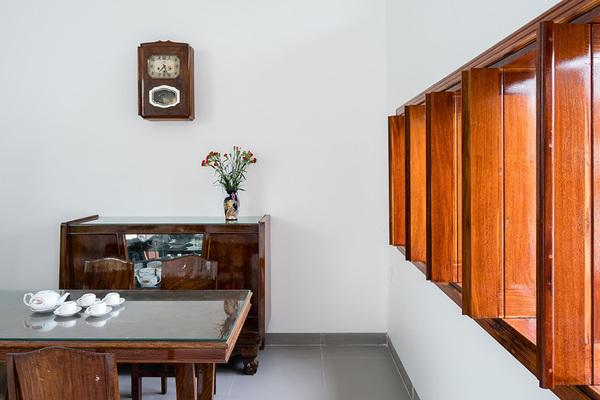 Cải tạo nhà cấp 4 gần 60 năm tuổi, lưu giữ nét xưa cũ nhưng vẫn hiện đại