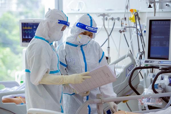 Đề xuất tối ưu mô hình điều trị bệnh nhân Covid-19