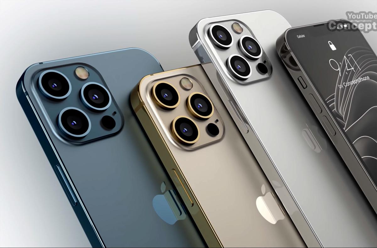 iPhone dự báo có tốc độ tăng trưởng 'khủng khiếp' vượt xa Android