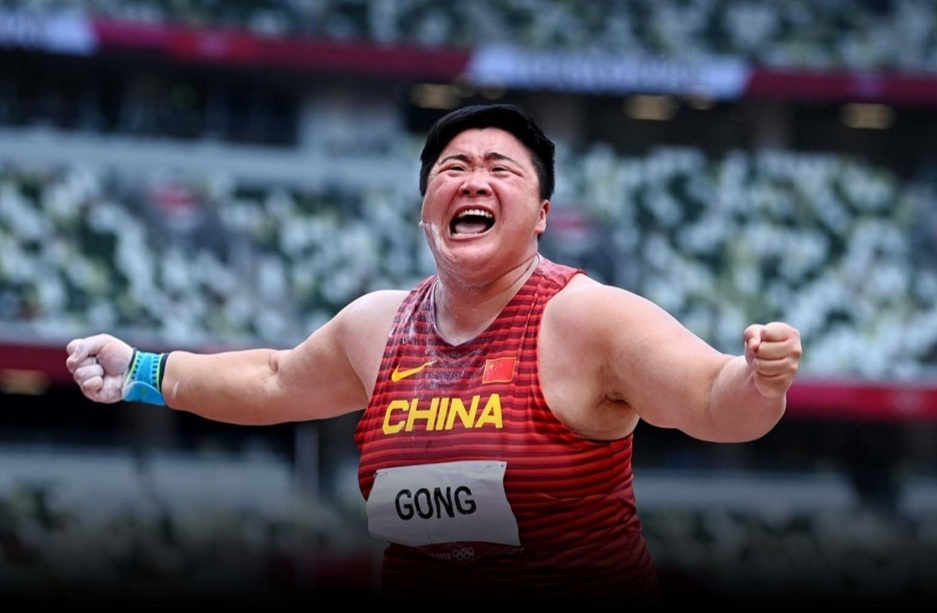 Nữ vận động viên Olympic thay đổi định kiến về sắc đẹp