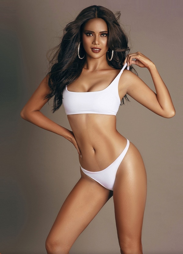 Thí sinh Miss Universe Philippines gợi cảm hết cỡ với áo tắm