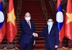 Tăng cường quan hệ thủy chung trong sáng, đoàn kết đặc biệt Việt-Lào