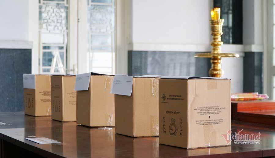 Giáo hội Phật giáo kêu gọi tụng kinh cầu siêu cho nạn nhân Covid-19