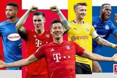 Lịch thi đấu bóng đá Bundesliga 2021-2022