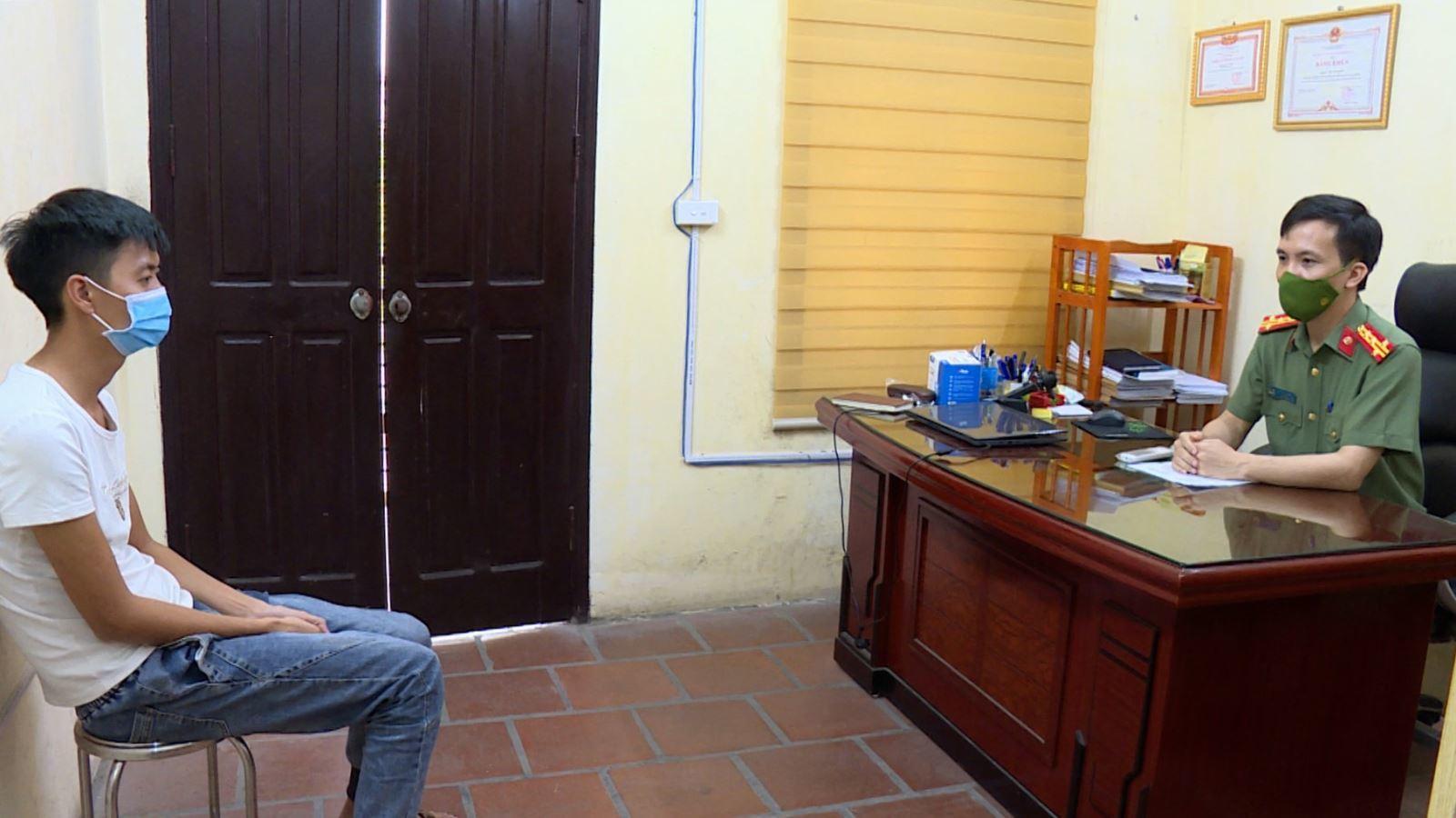 Tài xế làm giả giấy xét nghiệm Covid-19 bán cho nhiều người ở Bắc Ninh