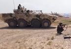 Xem hàng nghìn binh sĩ Nga-Trung Quốc tập trận giữa sa mạc