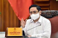 Nghị quyết của Chính phủ về các giải pháp cấp bách phòng, chống dịch bệnh Covid-19