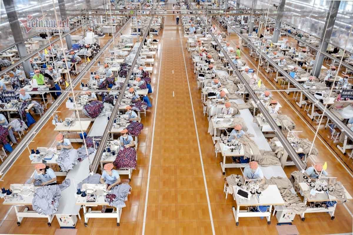 May Sông Hồng mở thêm nhà máy may xuất khẩu tại Nam Định