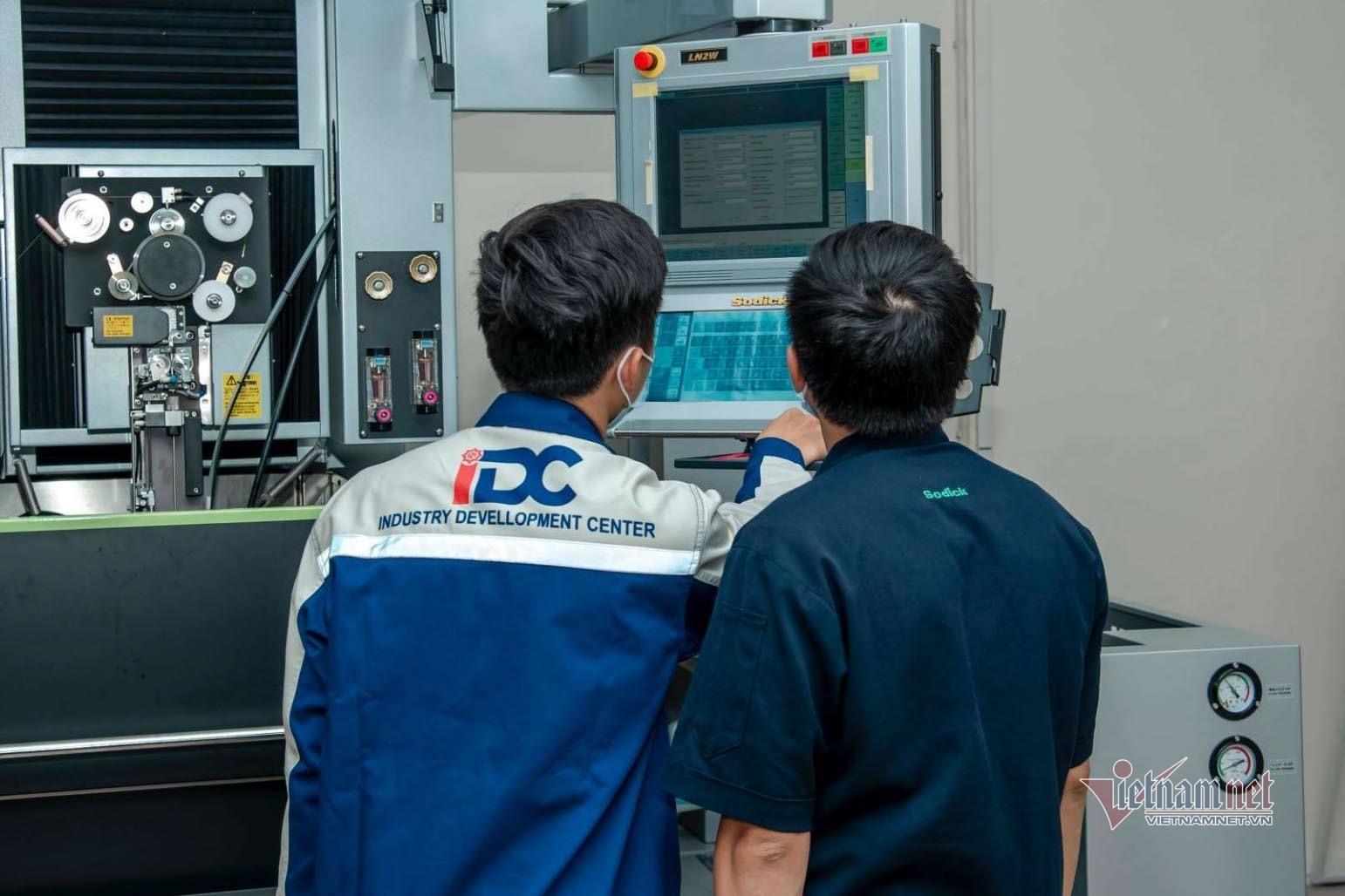 Trung tâm hỗ trợ kỹ thuật: Giảm chi phí cho doanh nghiệp hỗ trợ Việt Nam