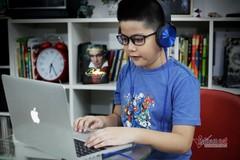 Fifth grader opens free online math class