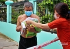 Human love shines in forefront of battle against pandemic