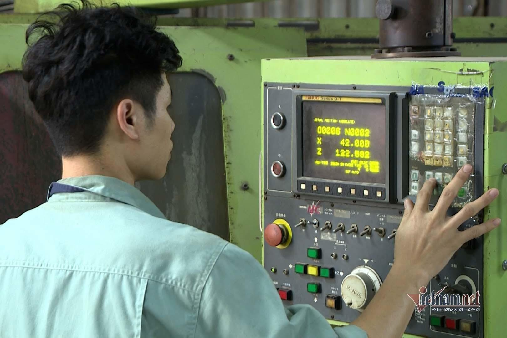 Doanh nghiệp Việt xoay xở vào chuỗi sản xuất các tập đoàn đa quốc gia