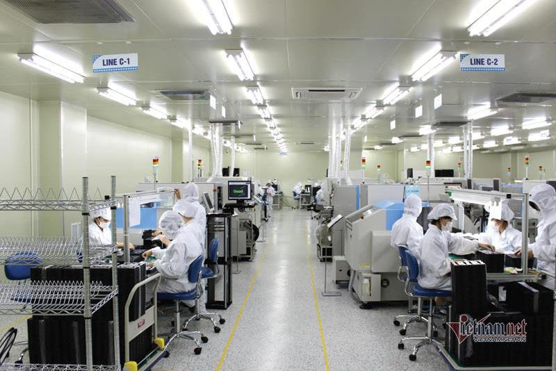 Xuất khẩu sản phẩm, linh kiện điện tử có cơ hội mới