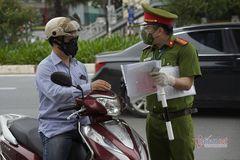 Chi tiết về các loại giấy tờ, thủ tục khi đi lại, gửi hàng hoá ở Hà Nội