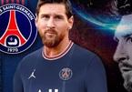 Messi chính thức chốt xong hợp đồng với PSG