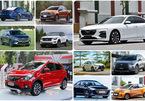 """Top 10 xe bán chạy nhất tháng 7/2021: Vinfast Lux A2.0 """"thế chân"""" Honda City"""