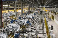 Vingroup muốn mở nhà máy sản xuất ôtô và linh kiện phụ tùng tại Hà Tĩnh
