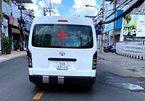 Lời khai tài xế vụ xe cứu thương giả chặt chém bệnh nhân Covid-19 ở TP.HCM