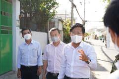 TP Phan Thiết phong tỏa phường Hưng Long và một phần phường Bình Hưng
