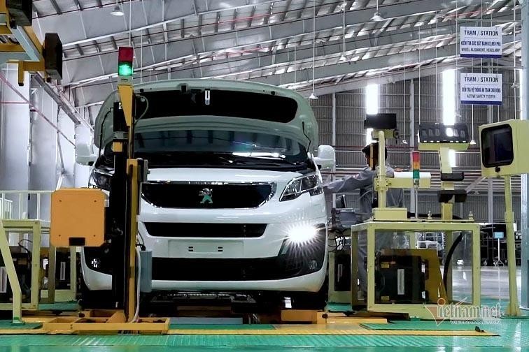 Vai trò của ngành công nghiệp ô tô trong nền kinh tế