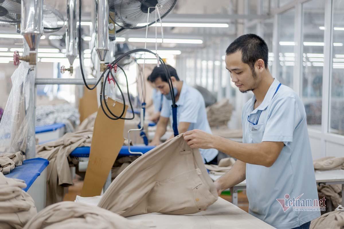 Dệt may Việt Nam thiếu lao động