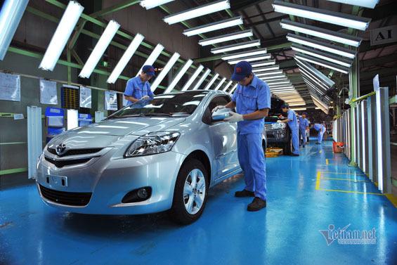 Cú bắt tay thúc công nghiệp hỗ trợ ô tô phát triển