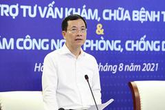 Các nền tảng số dùng chung toàn quốc sẽ biến Việt Nam thành một cơ thể thống nhất