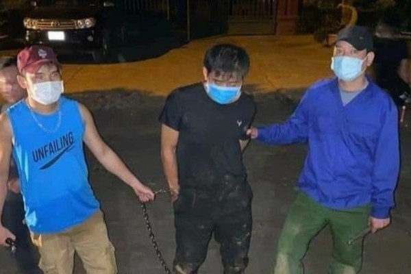 Hơn 200 cảnh sát vây bắt tù nhân trốn trại 4 tháng trước ở Yên Bái