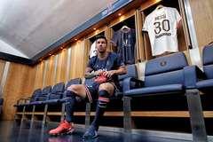 Messi muốn chơi trận ra mắt PSG ngay cuối tuần này