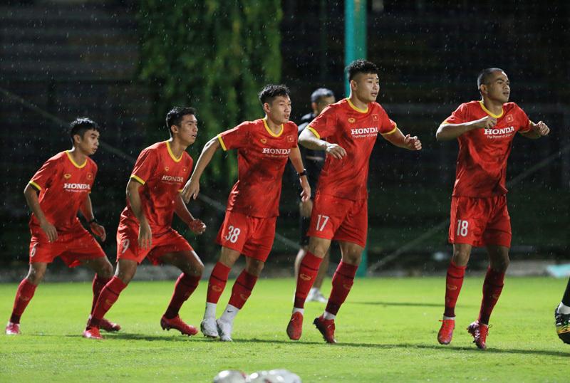 U23 Việt Nam bớt một đối thủ ở vòng loại U23 châu Á 2022