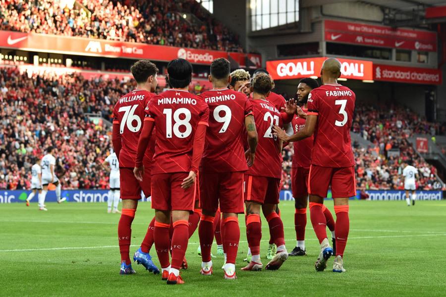 Liverpool phán quyết chức vô địch Premier League 2021/22 - VietNamNet