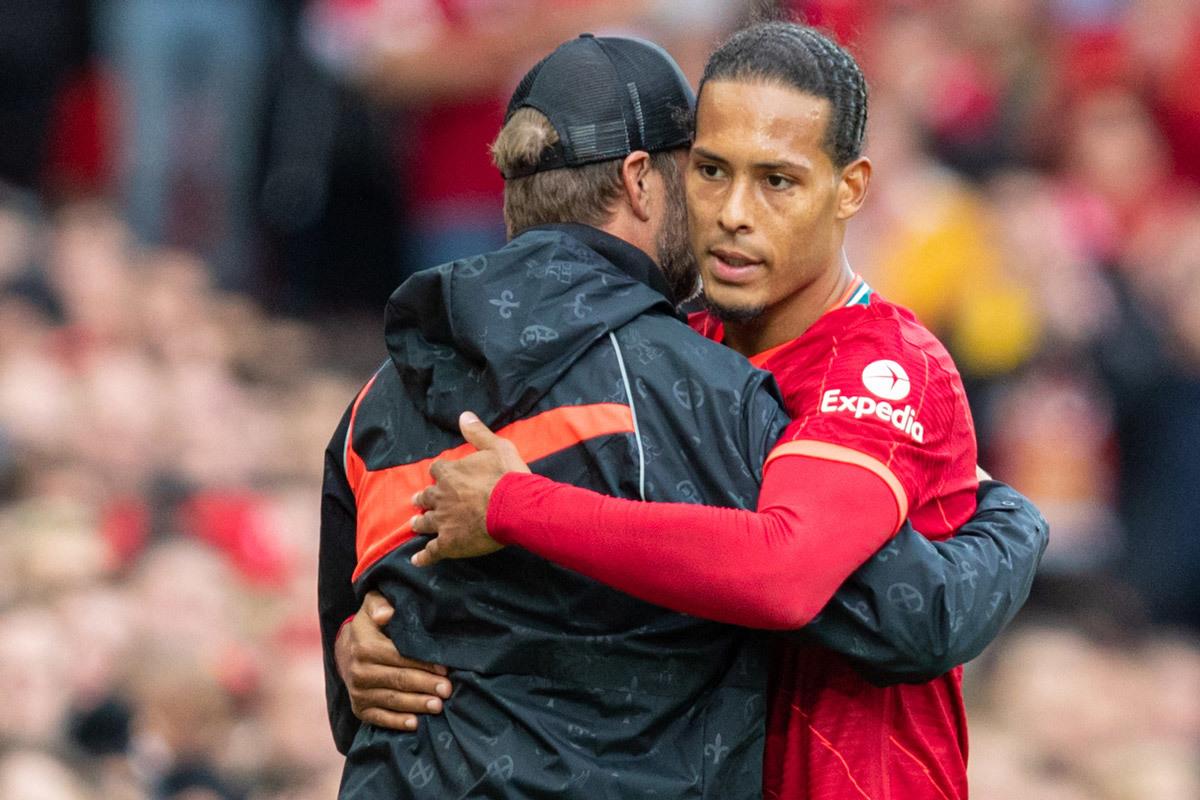 Liverpool: Kẻ phán quyết ngôi vương Premier League