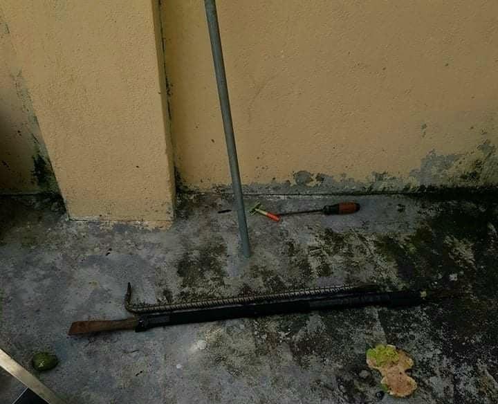 Biết hàng xóm đi cách ly, gã thanh niên đột nhập vào nhà trộm tài sản