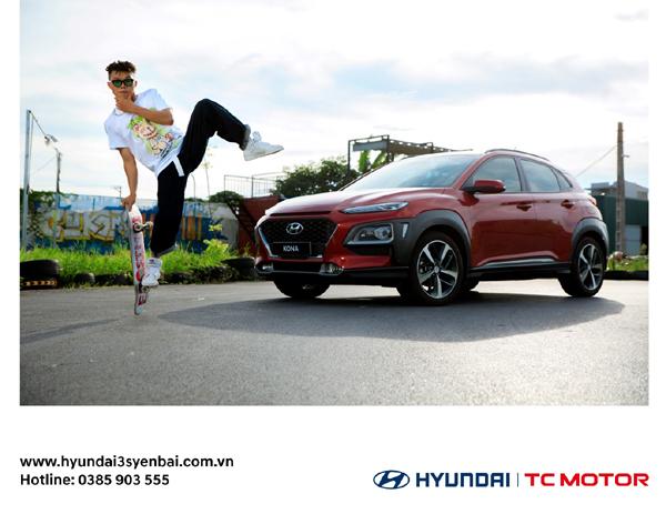 Hyundai Kona mang 'làn gió mới' đến người dùng Việt