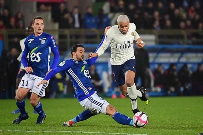 Lịch thi đấu bóng đá Ligue 1 vòng 2