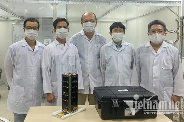 Vệ tinh siêu nhỏ NanoDragon của Việt Nam lên đường ra bãi phóng