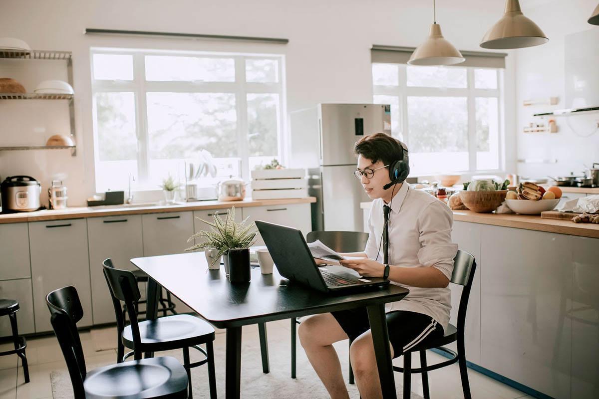 Cách làm việc tại nhà hiệu quả cho mùa dịch