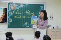 Bộ GD-ĐT: Học sinh lớp 1 'nổi trội' hơn khi học chương trình mới