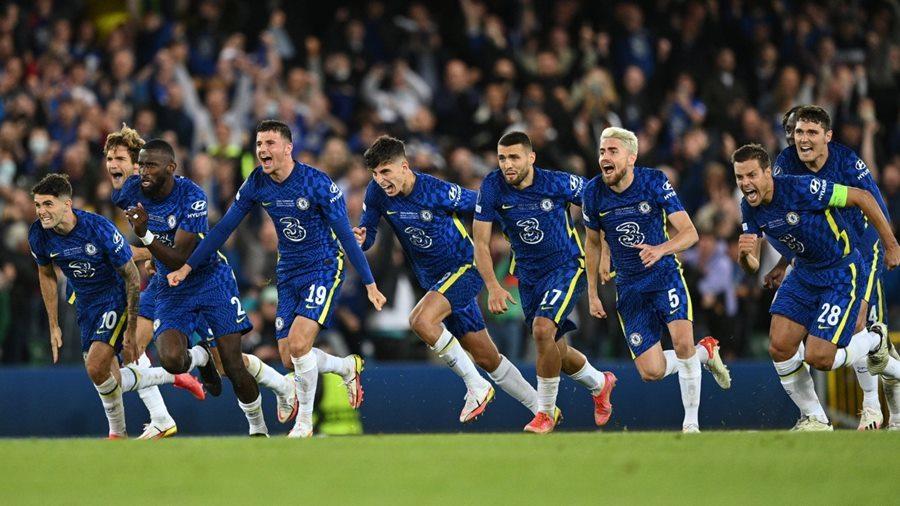 Pha thay người táo bạo giúp Chelsea giành Siêu cúp châu Âu