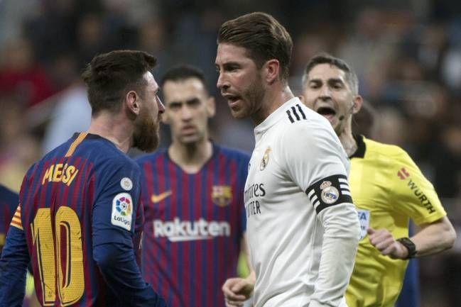 Sergio Ramos gọi cho Messi, mời về nhà mình ở