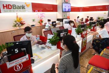 Mở tài khoản, vay online với nhiều ưu đãi từ HDBank