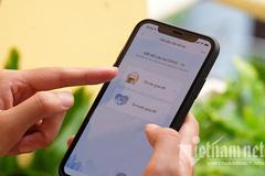 Người dân Hà Nội có thể dùng app để xin giúp đỡ về y tế, lương thực
